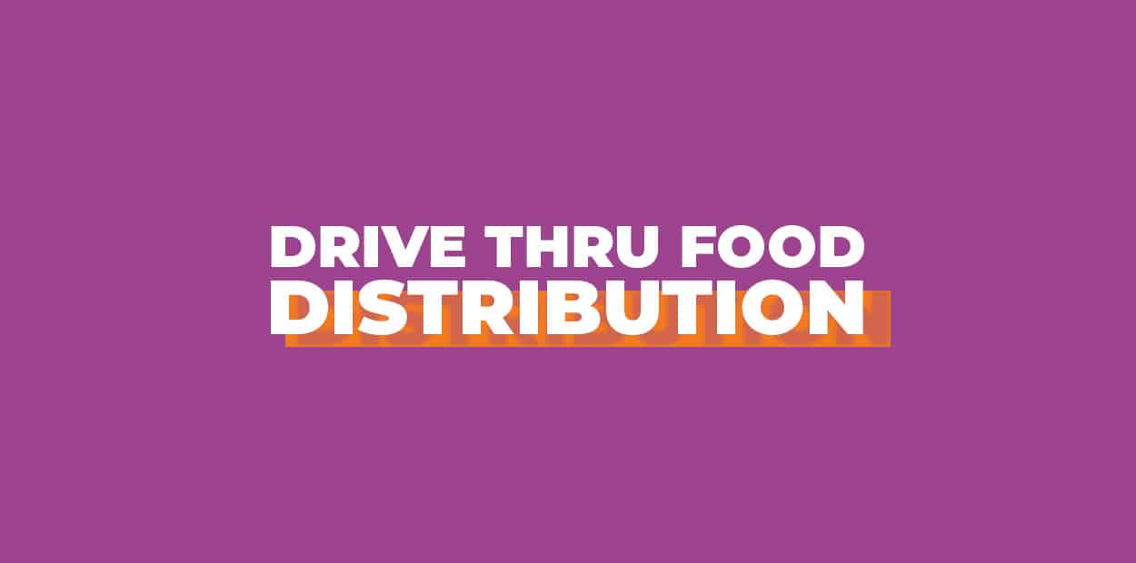 Drive Thru Food Distribution 7