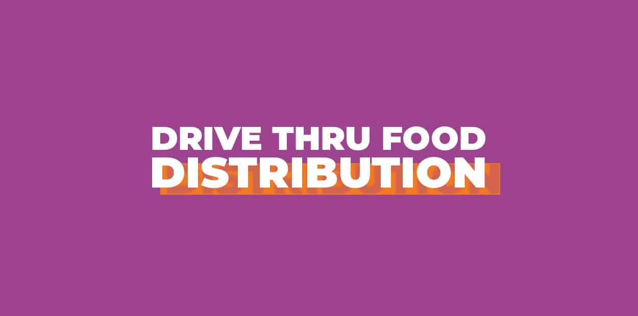 Drive Thru Food Distribution 7